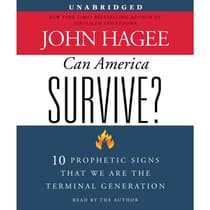 Can America Survive? by John Hagee audiobook
