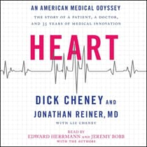 Heart by Dick Cheney audiobook