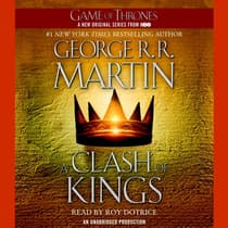 A Clash of Kings by George R. R. Martin audiobook
