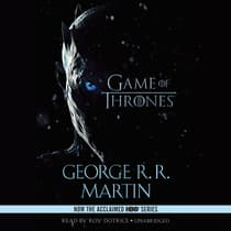 A Game of Thrones by George R. R. Martin audiobook