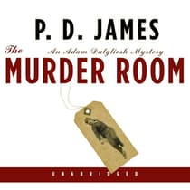 The Murder Room by P. D. James audiobook