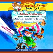 Geronimo Stilton: Books 7-9 by Geronimo Stilton audiobook