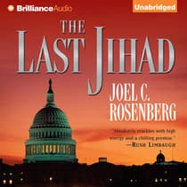 The Last Jihad by Joel C. Rosenberg audiobook
