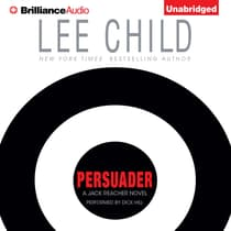 Persuader by Lee Child audiobook