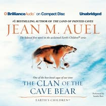 The Clan of the Cave Bear by Jean M. Auel audiobook