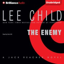 The Enemy by Lee Child audiobook