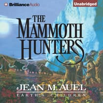 The Mammoth Hunters by Jean M. Auel audiobook