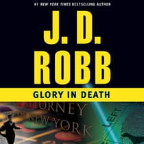 Glory in Death by J. D. Robb audiobook