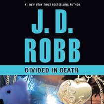 Divided in Death by J. D. Robb audiobook