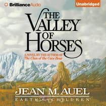 The Valley of Horses by Jean M. Auel audiobook