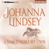 A Man To Call My Own by Johanna Lindsey audiobook