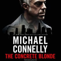 The Concrete Blonde by Michael Connelly audiobook