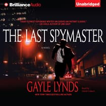 The Last Spymaster by Gayle Lynds audiobook