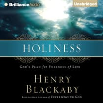 Holiness by Henry Blackaby audiobook