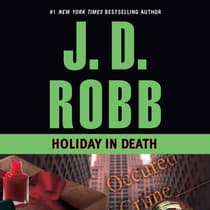 Holiday in Death by J. D. Robb audiobook