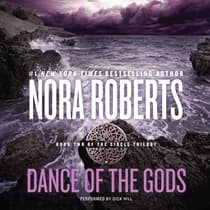 Dance of the Gods by Nora Roberts audiobook
