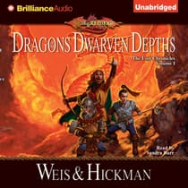 Dragons of the Dwarven Depths by Margaret Weis audiobook