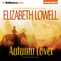 Autumn Lover by Elizabeth Lowell audiobook