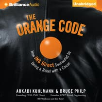 The Orange Code by Arkadi Kuhlmann audiobook