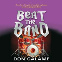 Beat the Band by Don Calame audiobook