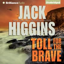 Toll for the Brave by Jack Higgins audiobook