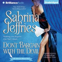 Don't Bargain with the Devil by Sabrina Jeffries audiobook