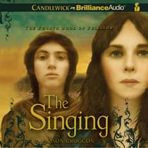 The Singing by Alison Croggon audiobook