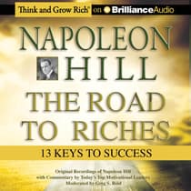 The Road to Riches by Napoleon Hill audiobook