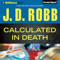 Calculated In Death by J. D. Robb audiobook