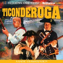 Ticonderoga by Jerry Robbins audiobook