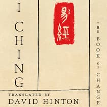 I Ching by David Hinton audiobook