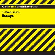 On Emerson's Essays by Charles W. Mignon audiobook