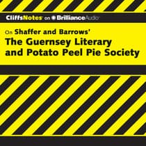 The Guernsey Literary and Potato Peel Pie Society by Elizabeth Conner audiobook