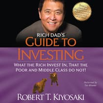 Rich Dad's Guide to Investing by Robert T. Kiyosaki audiobook