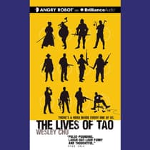 The Lives of Tao by Wesley Chu audiobook