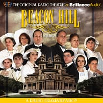 Beacon Hill by Jerry Robbins audiobook