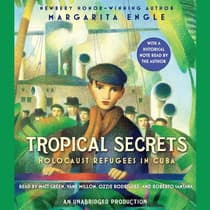 Tropical Secrets by Margarita Engle audiobook