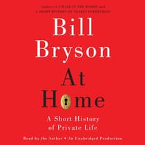 At Home by Bill Bryson audiobook