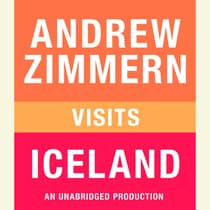 Andrew Zimmern visits Iceland by Andrew Zimmern audiobook