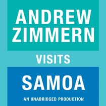 Andrew Zimmern visits Samoa by Andrew Zimmern audiobook