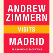 Andrew Zimmern visits Madrid by Andrew Zimmern audiobook
