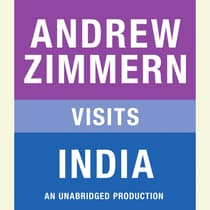 Andrew Zimmern visits India by Andrew Zimmern audiobook