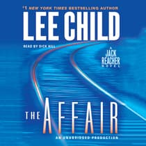 The Affair by Lee Child audiobook