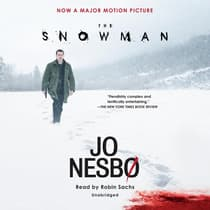 The Snowman by Jo Nesbø audiobook