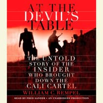 At the Devil's Table by William Rempel audiobook
