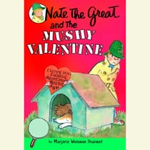 Nate the Great and the Mushy Valentine by Marjorie Weinman Sharmat audiobook