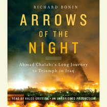 Arrows of the Night by Richard Bonin audiobook