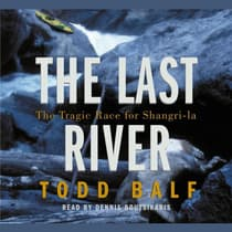 The Last River by Todd Balf audiobook