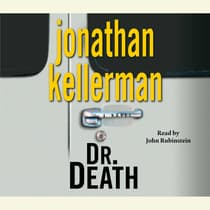 Dr. Death by Jonathan Kellerman audiobook