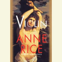 Violin by Anne Rice audiobook